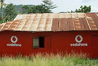 Vodafone branding.