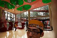 Lobby of Fortune Land International Hotel.No 38