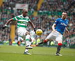 Moussa Dembele and Danny Wilson