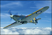BNPS.co.uk (01202 558833)<br /> Pic: JohnDibbs/Osprey/BNPS<br /> <br /> Z7015 a Fleet Air Arm Sea Hurricane.<br /> <br /> Last of the Few - A photographer's stunning new book is a tribute to the last Hawker Hurricane's - the true workhorse of the Battle of Britain.<br /> <br /> Only 13 WW2 Hurricanes are still airworthy today, compared to over 60 of their more glamorous counterpart the Spitfire.<br /> <br /> But during the Battle of Britain there were in fact twice as many Hurricane's as Spitfires taking on Hitlers Luftwaffe in the skies over southern England.<br /> <br /> The Hurricane may be viewed as less glamorous than the Spitfire, but these stunning photographs reveal just how majestic it was in full flight.<br /> <br /> Photographer John Dibbs has got up close and personal to the legendary fighter planes in order to capture them like never before.<br /> <br /> His 10 year quest for surviving Hurricanes took him all over the world and he photographed them in England, France, the United States and New Zealand.<br /> <br /> Using the skill and experience of highly experienced RAF and civilian pilots, Mr Dibbs was able to fly to within 15ft of some of the last remaining Hurricanes - with breath-taking results.<br /> <br /> There was a fair degree of skill involved as he took the photos from the canopy of a Second World War trainer aircraft which was travelling at 200mph while confronting wind blast.<br /> <br /> The thrilling photos were taken for an a definitive history of the Hurricane which is told by Mr Dibbs and aviation historians Tony Holmes and Gordon Riley in their new book Hurricane, Hawker's Fighter Legend.