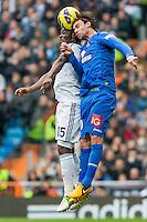 League BBVA matchday 21: Real Madrid vs Getafe (4-0)