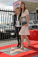 LOS ANGELES, CA. October 17, 2016: Anna Faris &amp; Allison Janney at the Hollywood Walk of Fame Star ceremony honoring actress Allison Janney.<br /> Picture: Paul Smith/Featureflash/SilverHub 0208 004 5359/ 07711 972644 Editors@silverhubmedia.com