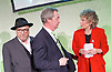 Grassroots Out Public Rally Campaign event at Queen Elizabeth Conference Centre, London, Great Britain <br /> 19th February 2016 <br /> <br /> George Galloway<br /> Nigel Farage<br /> Kate Hoey <br /> <br /> <br /> Photograph by Elliott Franks <br /> Image licensed to Elliott Franks Photography Services
