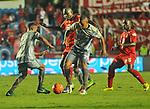América venció como local 2-0 a Tigres. Fecha 15 Liga Águila I-2017.