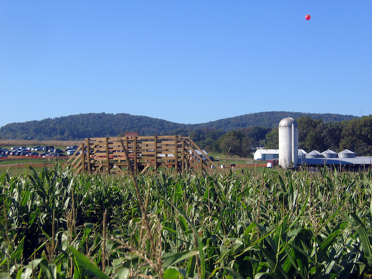 Summers Farm in Frederick, Md., features an 8-acre corn maze, among other activities. It is open through Oct. 29.