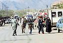 Irak 2000.Dans les rues de Kala Diza.    Iraq 2000.In the streets of Kala Diza