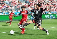 Toronto FC vs DC United May 05 2012