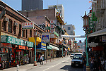 Chinatown, Jackson and Grant Streets