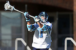 06 February 2016: North Carolina's Steve Pontrello. The University of North Carolina Tar Heels hosted the University of Michigan Wolverines in a 2016 NCAA Division I Men's Lacrosse match. UNC won the game 20-10.