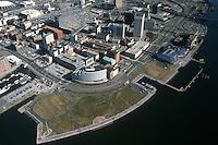 1985 ..Redevelopment.Downtown South (R-9)..WATERFRONT.LOOKING NORTHEAST.CLOSEUP...NEG#.NRHA#..