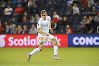 Kansas City, KS. - October 1, 2015: The USMNT U-23 defeated Canada 3-1 in CONCACAF Olympic Qualifying at Sporting Park.