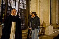 """I forconi  """"occupano"""" la basilica di Santa Maria Maggiore"""