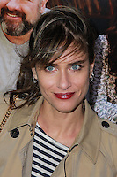 "NEW YORK, NY - SEPTEMBER 16: Amanda Peet arrives at the ""Enough Said"" New York Screening held at Paris Theater on September 16, 2013 in New York City. (Photo by Jeffery Duran/Celebrity Monitor)"