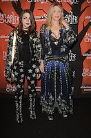 LOS ANGELES, CA - OCTOBER 15: Frances Bean Cobain and Courtney Love at Hilarity for Charity's 5th Annual Los Angeles Variety Show: Seth Rogen's Halloween at Hollywood Palladium on October 15, 2016 in Los Angeles, California. Credit: David Edwards/MediaPunch