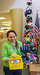 P-Hill Library giving tree 12-19-15