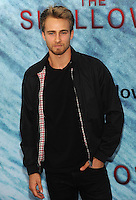 """NEW YORK, NY - June 21: Levi Bradley attends the NEw York premiere for """"The Shallow"""" at the Loews AMC on June 21, 2016   in New York City .  Photo Credit: John Palmer/ MediaPunch"""