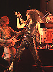 Alice Cooper 1979 with snake..