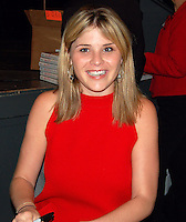 Jenna Bush By Jonathan L Green<br /> Book Signing North Carolina USA<br /> 2007