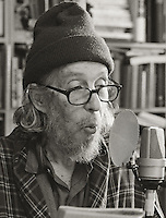 Tuli Kupferberg, 2006.  Poet, writer, cartoonist, anarchist, publisher.  Co-founder of The Fugs.