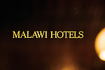 Mzuzu Hotel Sign