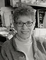Hettie Jones, 2005.  Poet.