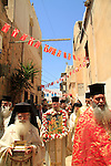 Day of St. George at the Greek Orthodox Church of St. George in Acco