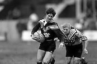 Pix:Michael Steele/SWpix...Wakefield Panthers v Redhill. Rugby League. From the book 'When Push Comes to Shove'....COPYRIGHT PICTURE>>SIMON WILKINSON..Wakefield Panthers v Redhill in th eCup Final.