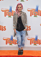 LOS ANGELES, CA. October 23, 2016: Actress Kandee Johnson at the Los Angeles premiere of &quot;Trolls&quot; at the Regency Village Theatre, Westwood.<br /> Picture: Paul Smith/Featureflash/SilverHub 0208 004 5359/ 07711 972644 Editors@silverhubmedia.com