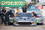 #91 SRT Motorsports SRT Viper GTS-R: Jonathan Bomarito, Ryan Dalziel, Domonik Farnbacher, Marc Goossens