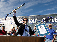 San Jose Earthquakes Groundbreaking, October 21, 2012