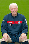 St Johnstone FC...Season 2011-12.Jocky Peebles, assistant physio.Picture by Graeme Hart..Copyright Perthshire Picture Agency.Tel: 01738 623350  Mobile: 07990 594431