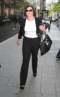 Marcia Clark Seen in NYC