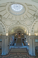 Maryland, Annapolis, U.S. Naval Academy, Bancroft Hall, Memorial Hall