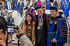 May 17, 2014; 2014 Graduate School ceremony. Photo by Matt Cashore/University of Notre Dame
