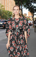 NEW YORK, NY-August 09: Diane Kruger at IFC Films' presents  the premiere of Disorder at the Landmark Sunshin e Cinema in New York. NY August 09, 2016. Credit:RW/MediaPunch