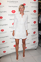 AUG 25 Maria Sharapova Unveils New Sugarpova Pop-Up Shop At Bloomingdale's Flagship In NYC