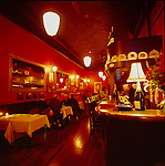 Brasserie &quot;l'&eacute;cole&quot; is the small French bistro owned and operated by Sommelier Marc Morrison and Chef Sean Brennan.