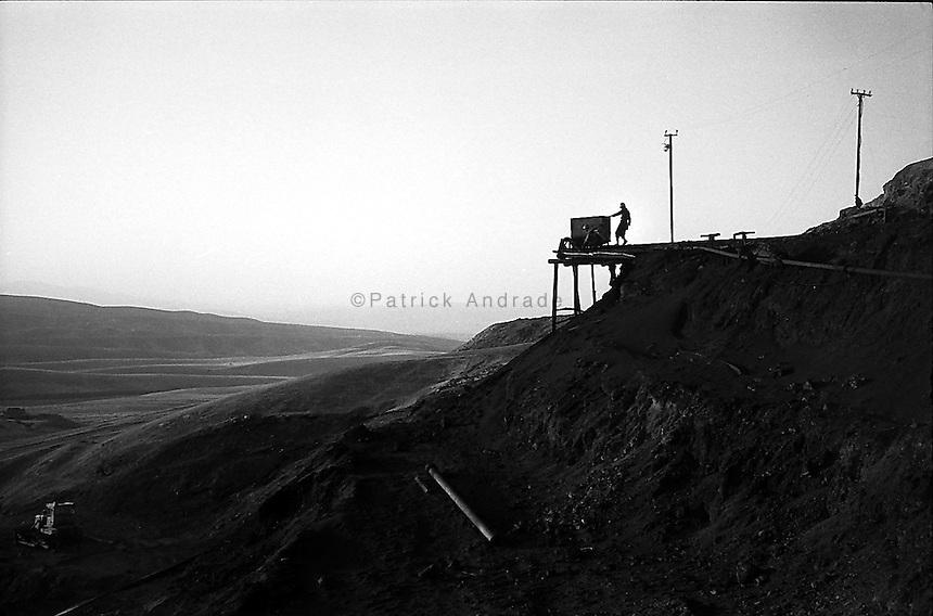 Afghanistan Coal