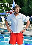 Chris DiLorenzo, coach, Pocantico Hills  Swim Team