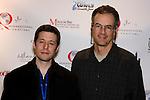 "Paul Todisco director of ""One Day Like Rain"" Doug Shannon, director of photography of ""One Day Like Rain"""