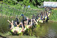 SPORT: DE KNIPE: Survival, 02-06-2013, categorie RUC 1, ©foto Martin de Jong