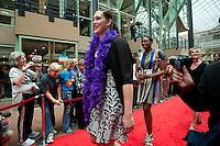 DENVER, CO--Athlete Salute dinner for the 2012 NCAA Women's Final Four in Denver, CO.