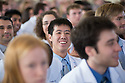 Edwin Lam. Class of 2016 White Coat Ceremony.