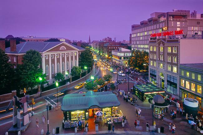 Boston/Cambridge