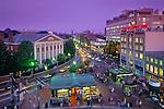Harvard Square is the historic center of Cambridge, Massachusetts and Harvard University.