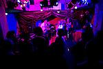 Monkfish preform at the Zero Carbon Concert.