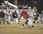 Lafayette High's Jeremy Liggins (1) vs. Louisville in MHSAA 4A playoff action at William L. Buford Field in Oxford, Miss. on Friday, November 18, 2011. Lafayette won 28-6 and will advance to play Amory.
