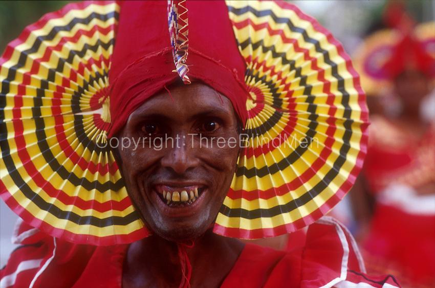 Sri Lankan Dancing Costumes