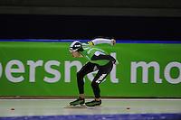 SCHAATSEN: HEERENVEEN: 28-09-2013, IJsstadion Thialf, Trainingwedstrijd, Christijn Groeneveld, ©foto Martin de Jong