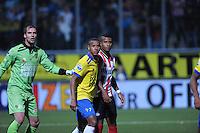 VOETBAL: LEEUWARDEN: 12-09-2015, SC Cambuur - PSV, uitslag 0-6, Cambuur keeper Harmen Zeinstra, ©foto Martin de Jong